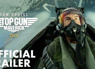 Trailer Film Top Gun Maverick, Keren Abis