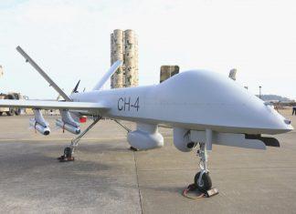 Drone Buatan Cina CH-4B dengan Kemampuan Serang - Sumber Gambar TheDriveDOTcom