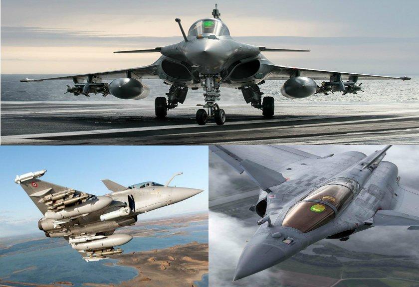 Dassault Rafale - Sumber Arah.com