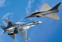 Mana Pilihanmu Antara Sukhoi Su-35 Vs Dassault Rafale
